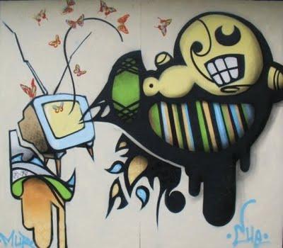 Unduh 77+ Gambar Kartun Lucu Grafiti Terupdate